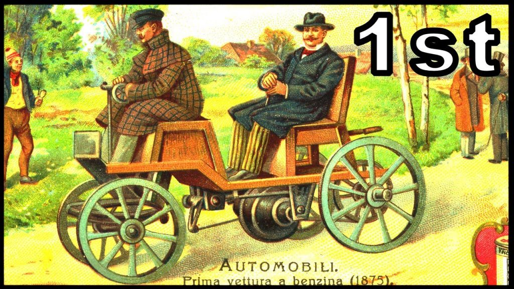 1st motor vehicle